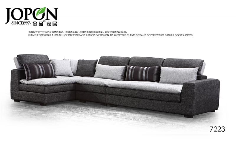布艺沙发为你打造不一样的客厅效果?
